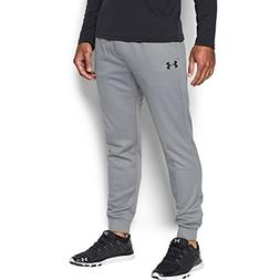 Under Armour Men's Storm Armour Fleece Joggers, True Gray He