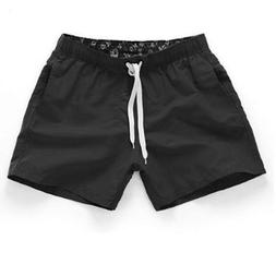Summer Beach Shorts Men Swimming Shorts Leisure Sport Runnin