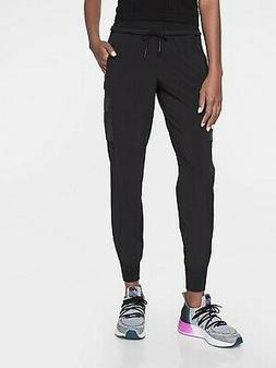 Athleta Sutton Jogger in Black NWT $89 6T 6 Tall