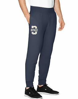 Champion Sweatpants Jogger Men's Fleece Heritage Letterman L