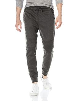 WT02 Men's Tech Fleece Jogger Sweatpants With Waterproof Zip