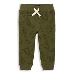 The Children's Place Baby Boys Printed Jersey Jogger, Oregan