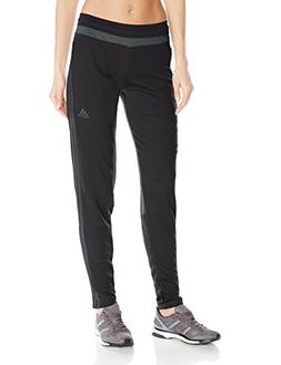 adidas Performance Womens Tiro 15 Training Pants, Black/Dark