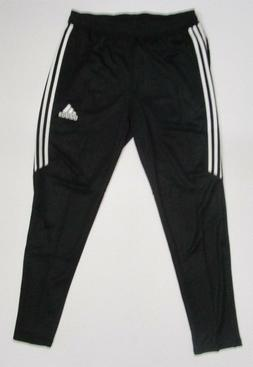 adidas Men's Tiro19 Training Pants, Black/White, Medium