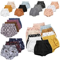 Toddler Infant Baby Girl Boy Casual Shorts PP Pants Kids Har