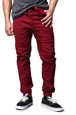 Victorious New Colors Mens Twill Jogger Pants