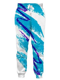 Goodstoworld Unisex 90s Jazz Solo Cup Joggers Pants Graphic