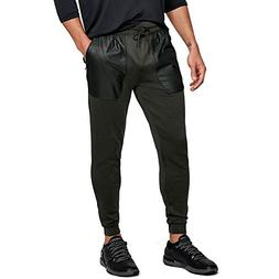 Under Armour Men's Utility Knit Joggers , Artillery Green /B