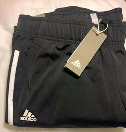 Womans ADIDAS Designed 2 Move Black Cuffed Jogger Track Pant