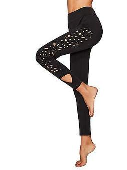 SweatyRocks Women's Cutout Leggings Skinny Yoga Pants Runing