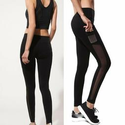 Women's Fashion Workout Leggings Fitness Sports Gym Running