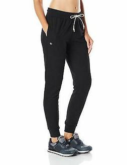 Champion Women's French Terry Jogger Black X-Small