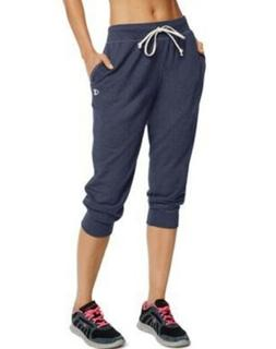Champion Women's French Terry Jogger Capris With Pockets - 4