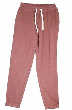 Thread and Supply Women's Pants Red Size Small S Solid Jogge