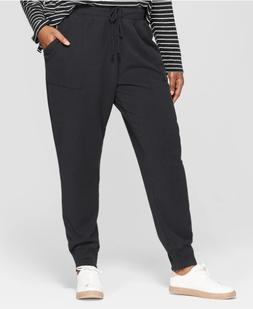 Women's plus Size 3X Jogger ankle Pants Universal Thread Swe