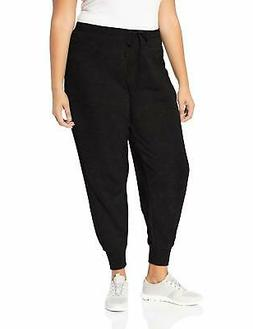 Fruit of the Loom Women's Plus SZ French Terry Jogger Pant -