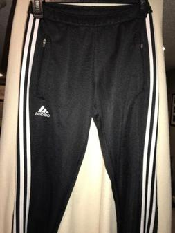 Adidas Women's Black & White Climacool Sweatpants Athletic