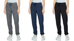 Fruit of the Loom Women's Essentials French Terry Jogger A