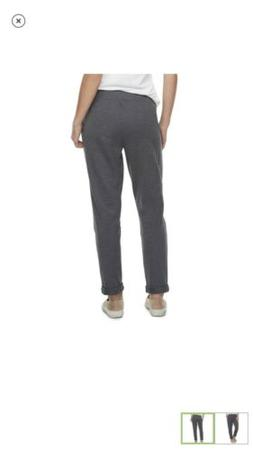 Womens Sonoma Good For Life French Terry Logger Pants XL