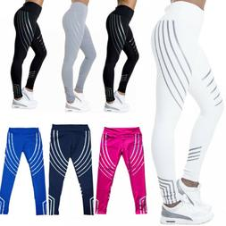 Womens Leggings Sports Yoga Gym Fitness Pants Joggers Clothe