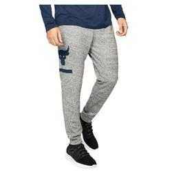 Under Armour X Project Rock Terry Lightweight Joggers Mens M