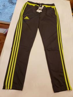 Youth Boys Adidas Climacool Gray And Green Athletic Jogger S